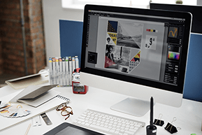 Flamingo Infotech: Best Graphic Designing Company In Delhi